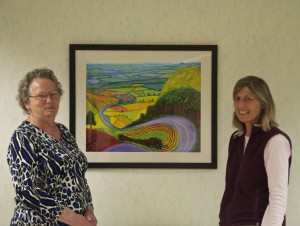 Susan & Marjorie
