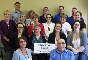 princeton healthcare team photo 1