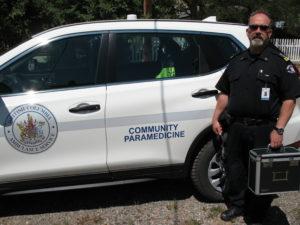 Tim Robbins - community Paramedicine
